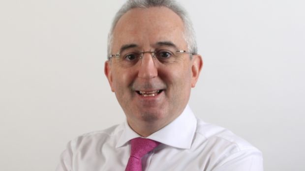 Andrew Keating, the chief financial officer of Bank of Ireland