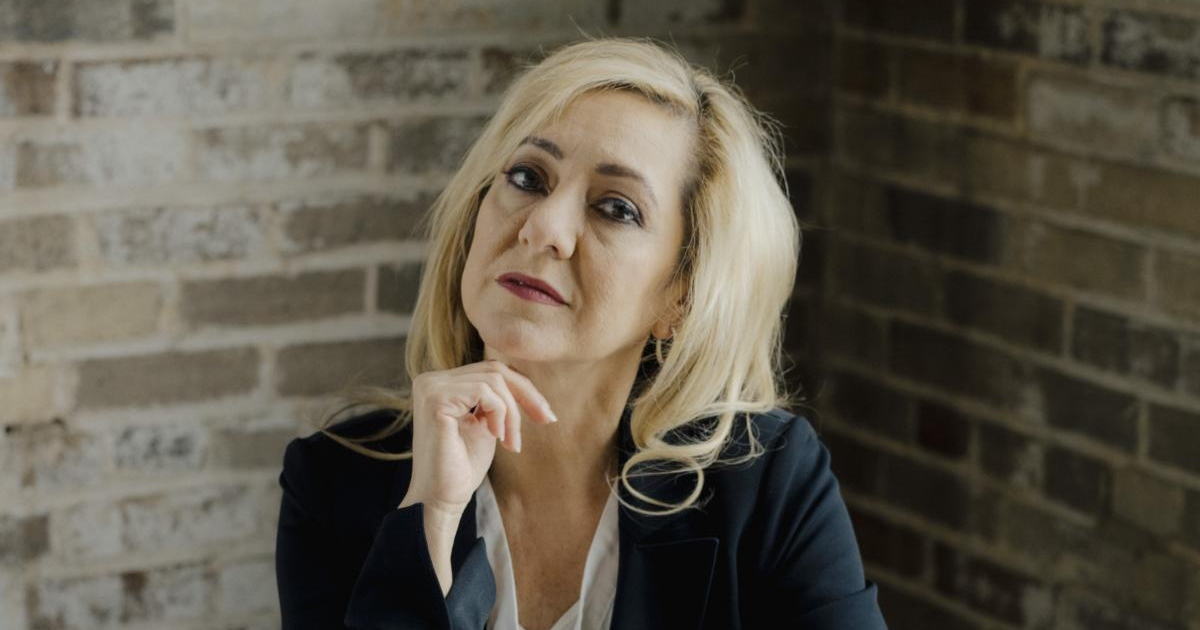 Lorena Bobbitt, who cut off her husband's penis in 1993. Photograph: Heather Sten/New York Times