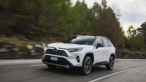 Toyota Rav4 is suddenly a really serious player on the crossover market