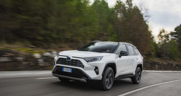 Toyota Rav4 Impressive Family Crossover With Rugged Looks - toyota suv new model