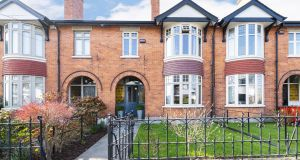 14 Wilfield Road is a good-sized three-bed family home that extends to 1,500sq ft