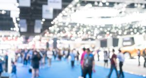 A measure of success at trade shows is not just how many visitors come to your booth, but how many come back a second or third time, and bring their colleagues.