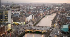 Dublin placed 32nd in Mercer's safety ranking. Photograph: iStock