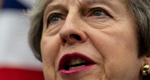The defeat of Theresa May's latest proposals in the House of Commons continues the seemingly endless indecision in UK politics about what shape Brexit should take. Photograph: Patrick Seeger/EPA
