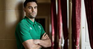 "Conor Murray: ""It's such a massive occasion, playing Wales away. It's so much on the line."" Photograph: Laszlo Geczo/Inpho"