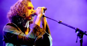 Hozier. Photograph: Getty