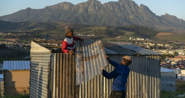 We must take that land': The battle for South Africa's farms