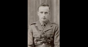 Commdt Arthur Joseph Magennis pictured during his service with the Defence Forces