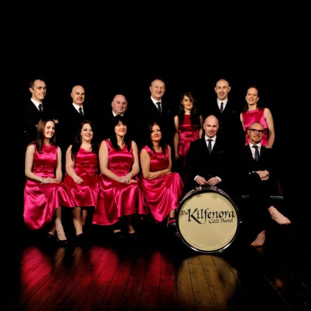 Kilfenora Céilí Band: at the Watergate Theatre for Kilkenny Tradfest