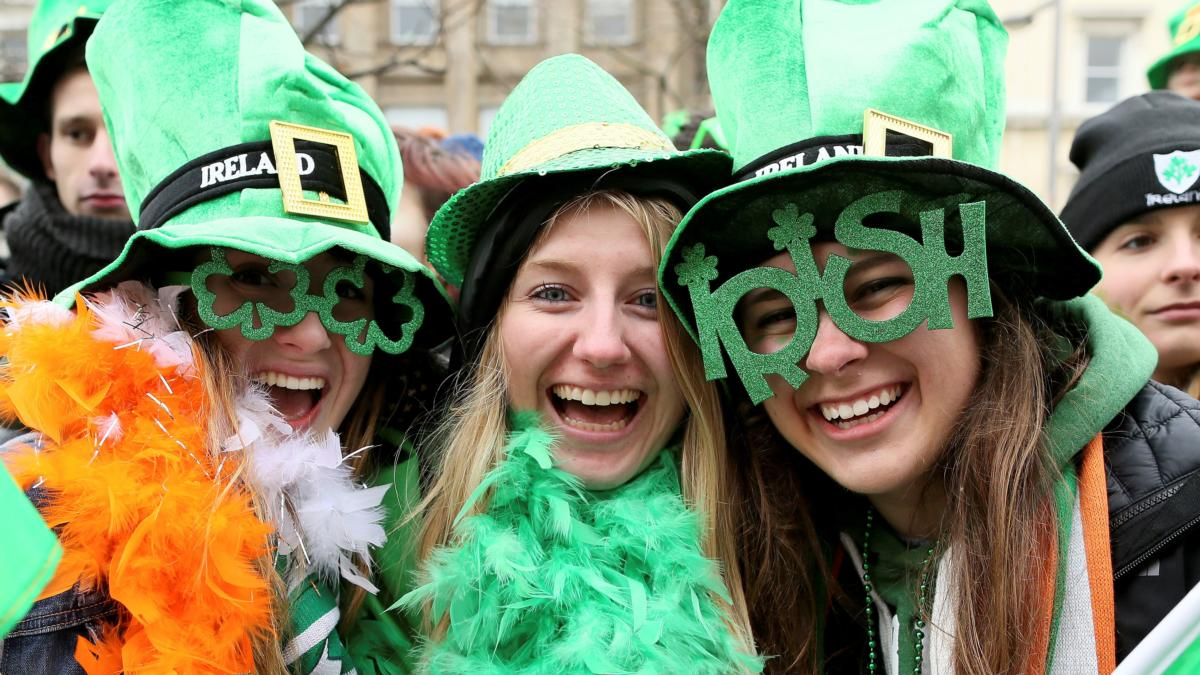 a97fa55a St Patrick's Day: 21 events across Ireland for the bank holiday weekend