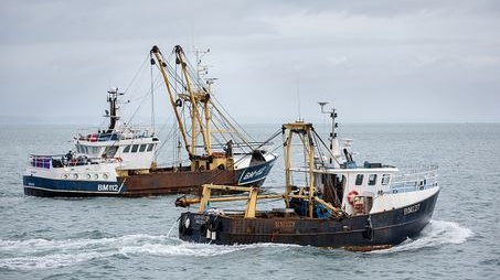 It has been illegal for vessels from the North to fish in the six-mile fishery zone since a 2016 Supreme Court decision following a High Court case taken by four mussel fishermen. File photograph: Getty