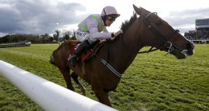 Faugheen will run in the Stayers Hurdle on Thursday at Cheltenham. Photo: Alan Crowhurst/Getty Images