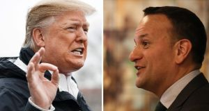 A US special envoy to the North would be welcome, says Varadkar