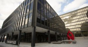 "The Department of Health's controversial move to new offices in Miesian Plaza  resulted in ""ineffective expenditure"". Photograph: Bryan James Brophy / The Irish Times"