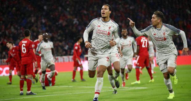 Liverpool Slice Through Bayern To Book Quarter Final Spot