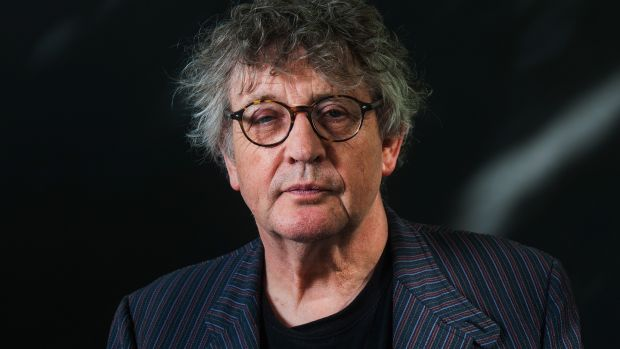 Poet Paul Muldoon in 2017. Photograph: Simone Padovani/Awakening/Getty Images