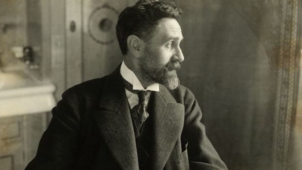 Roger Casement, the subject of Paul Muldoon's poem in the New York Times challenging homophobia. Photograph: George Rinhart/Corbis via Getty Images