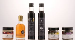 Burren Balsamics range of infused vinegars, marmalade, chutney and jam