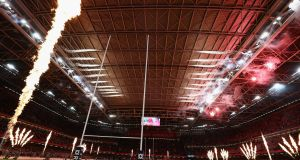 The Millennium Stadium is a daunting venue for any visiting team. Photograph: David Rogers/Getty Images
