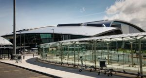 Dublin Airport's tender process includes units in Terminals 1 and 2.