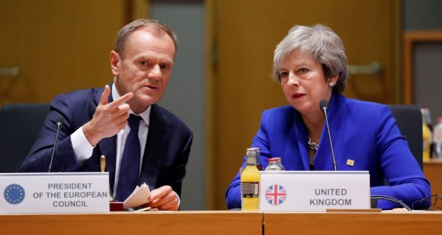 Tusk: UK must 'rethink strategy' to get lengthy extension
