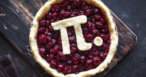 A Google employee has broken the world record for the most accurate value of pi. File photograph: Getty Images