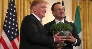 Trump plans to visit Ireland this year as he hosts Taoiseach