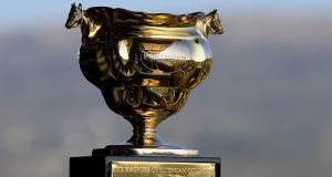 The Magners Cheltenham Gold Cup at Cheltenham Racecourse. Photograph: Alex Davidson/Getty Images