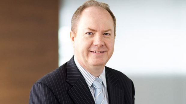 Les Wood, Tullow Oil chief financial officer