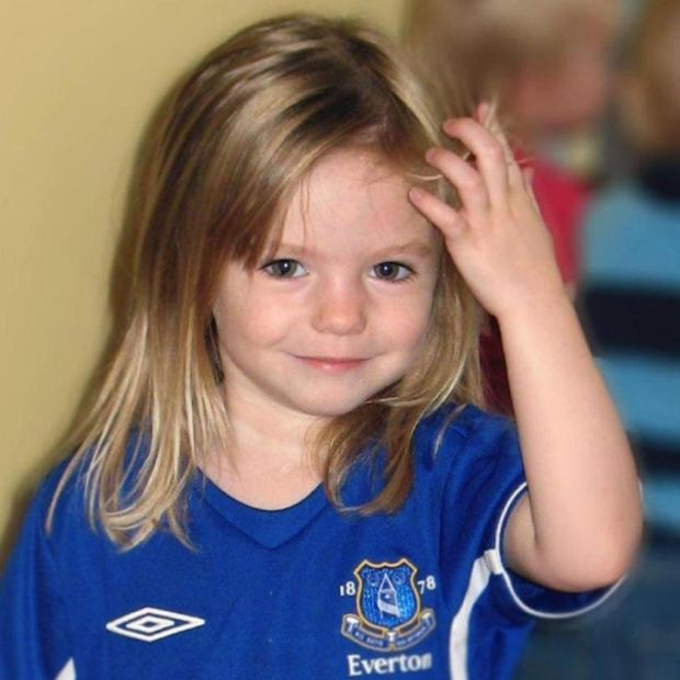 Madeleine McCann went missing when she was three during a family holiday. Photograph: Teri Blythe/Metropolitan Police/PA Wire
