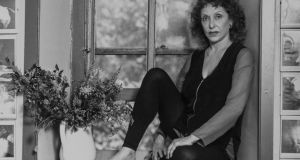 Carolee Schneemann photographed in her home in New Paltz, NY, August 1996 Photograph: Joan Barker