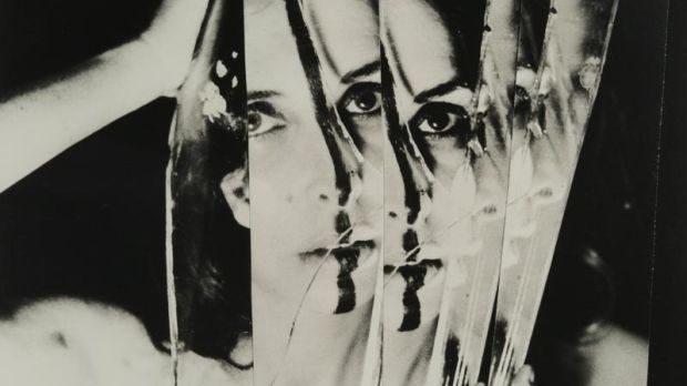 Carolee Schneemann's Eye Body #11, 1963. Photograph: Courtesy of the estate of Carolee Schneemann, Galerie Lelong & Co, Hales Gallery and P•P•O•W, New York