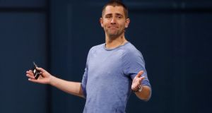 Facebook's former chief product officer Chris Cox. Photograph: Stephen Lam/Reuters