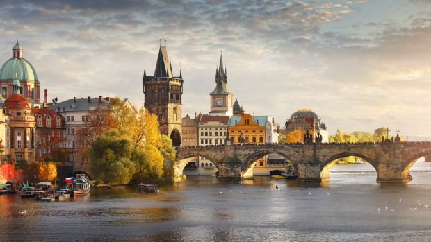 A visitor to Prague can get by on just €42.16 a day. Photograph: iStock
