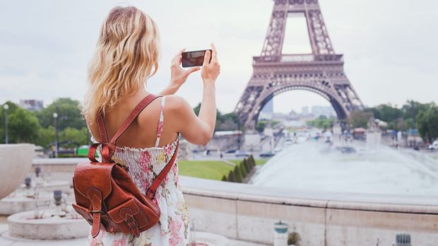 A trip to the Eiffel Tower and the Louvre were included in the cost of a day out in Paris. Photograph: iStock