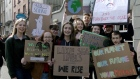 Thousands of students strike for climate change in Dublin