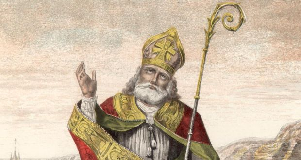 Saint Patrick Retold: The Legend and History of Ireland's