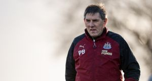 "Peter Beardsley has insisted he is ""not a bully and not a racist"" following his departure from Newcastle. Photo: Getty Images"