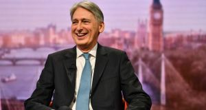 Chancellor of the exchequer Philip Hammond said 'a significant number of colleagues... have changed their view' on Theresa May's Brexit deal. Photograph: BBC handout/PA