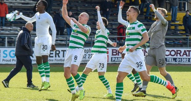 Edouard's injury time winner steals three points for Celtic