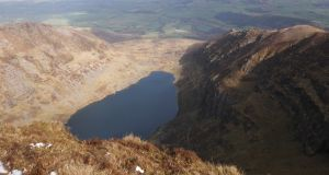 I am unlikely  to ever forget this truly magnificent outing in the majestic Comeragh Mountains