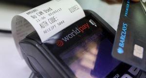 Worldpay  is based in Ohio after the Vantiv deal, though it retains an international base in the UK. Photograph: Chris Ratcliffe/Bloomberg