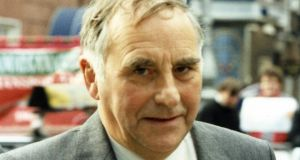 Former Fianna Fáil TD Jackie Fahey, who has died aged 91. Photograph: Irish Examiner