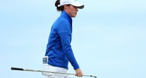 Leona Maguire enjoyed a career-best pro finish of fifth on the Symetra Tour in Florida on Sunday. Photograph:    Matthew Lewis/Getty Images