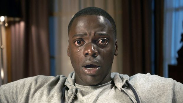 Daniel Kaluuya in Get Out: brought the phrase 'The Sunken Place' into the lexicon