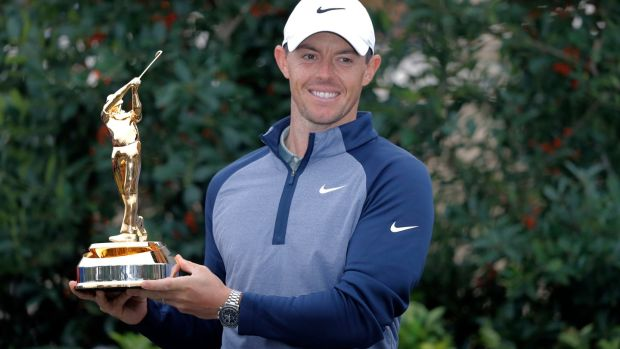 Which lpga player is rory mcilroy dating