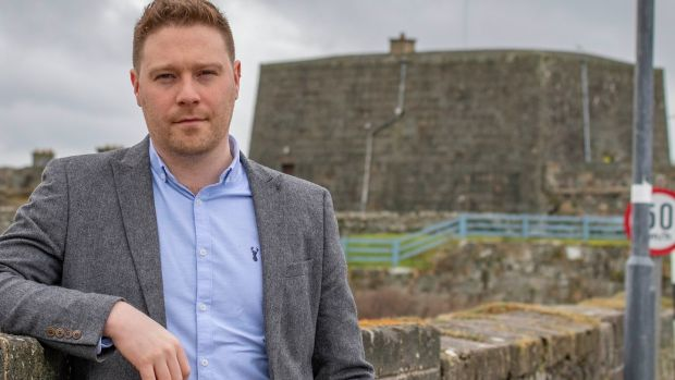 "Donegal council Independent candidate Declan Meehan: ""People don't realise the severity of gambling, of how people become trapped in it."" Photograph: North West Newspix"
