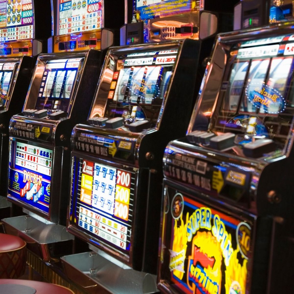 Rise of the gaming machines: A losing battle against gambling