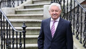"Finance Ireland chief executive Billy Kane says the lender is now a ""substantial business"" challenging the main banks across a number of sectors. Photograph: Bryan James Brophy"