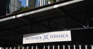 The Panama Papers reporting grew out of a trove of files leaked from Panamanian law firm Mossack Fonseca. Photograph: Getty Images